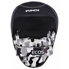 """Лапы боксерские """"ECOS Punch Military"""", камуфляж"""