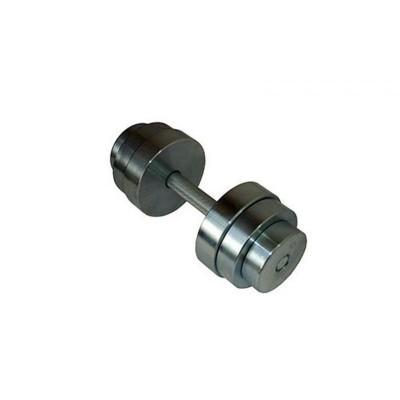 Гантель разборная 18 кг (металл)