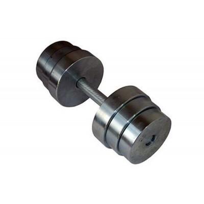 Гантель разборная 20 кг (металл)