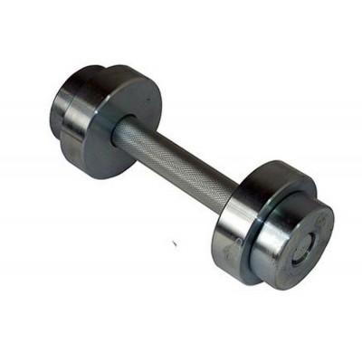 Гантель разборная 4 кг (металл)