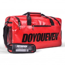 Спортивная сумка DYE PERFORMANCE DUFFLE - красный
