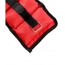 Утяжелители STARFIT WT-401 1 кг, красный