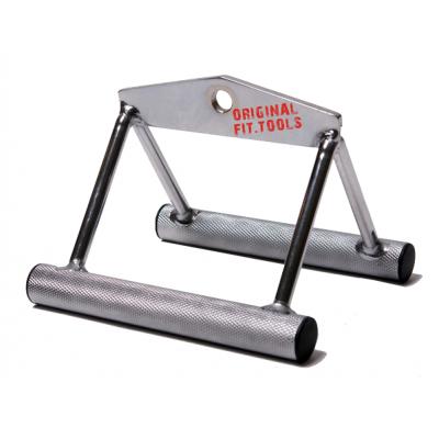 Рукоятка для тяги к животу (узкий параллельный хват)