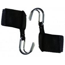 Ремни на запястье с крюками FT (пара) для уменьшения нагрузки на пальцы