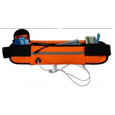 Сумка на пояс для телефона CWILKES MF-01, оранжевая