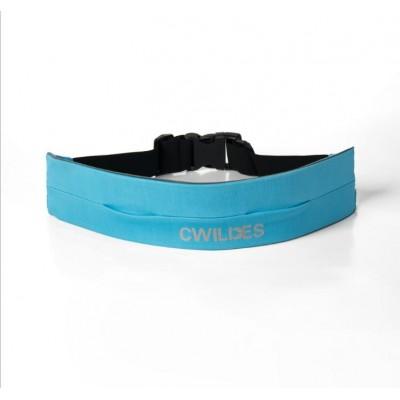 Чехол для телефона на пояс CWILKES CW-002, синий