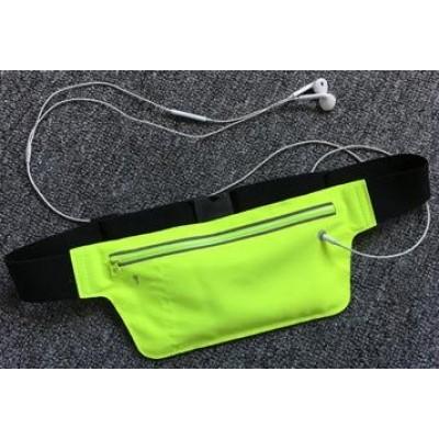 Пояс-сумка для телефона, MF-168, 6 дюймов, зеленая