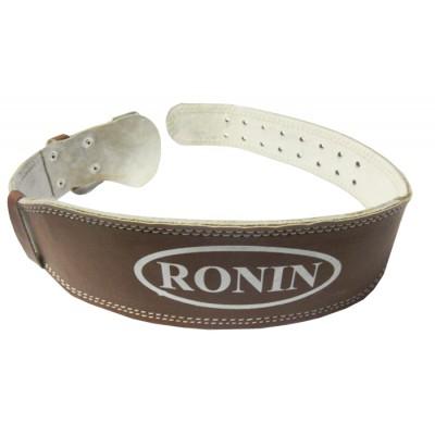 Пояс тяжелоатлетический Ronin Е124, 10 см