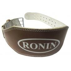 Пояс тяжелоатлетический Ronin Е125, 15 см