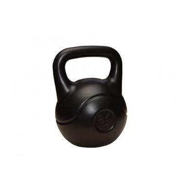 Гиря  пластиковая ES-0033, 24 кг