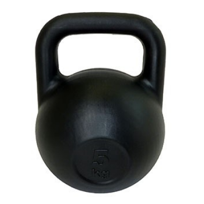 Гиря  пластиковая ES-0029, 5 кг