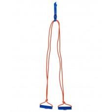 Эспандер лыжника-пловца ЭЛБ-2Р-К взрослый, двойной