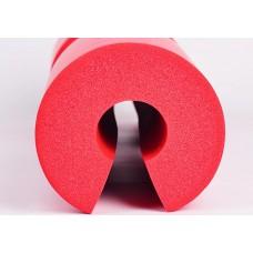 Накладка на гриф штанги Aimeishi EVA красная