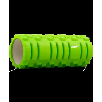 Ролик массажный STARFIT FA-503 140*330мм, зеленый