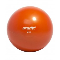 Медбол STARFIT GB-703, 2 кг, оранжевый
