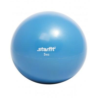 Медбол STARFIT GB-703, 5 кг, синий