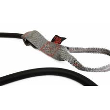Эспандер трубчатый TOTAL BODY (латекс) черный 18,1 кг