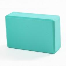Блок для йоги KN135 мятный