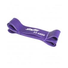 Эспандер многофункциональный STARFIT ES-801 ленточный 23-68 кг 208х6,4 см, фиолетовый