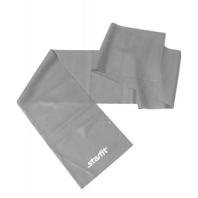 Эспандер ленточный для йоги STARFIT ES-201 1200*150*0,55 мм, серый