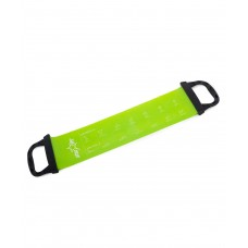 Эспандер ленточный STARFIT ES-202 жесткая ручка, зеленый