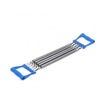 Эспандер плечевой STARFIT ES-101 5 струн, металлический, синий