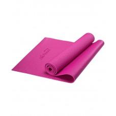 Коврик для йоги STARFIT FM-101 PVC 173x61x0,5 см, розовый
