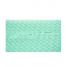 Коврик для йоги STARFIT FM-201 TPE 173x61x0,6 см, мятный/серый