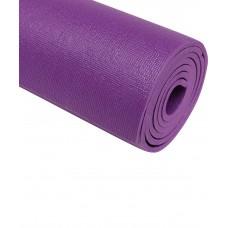 Коврик для йоги STARFIT FM-103, PVC HD, 173 x 61 x 0,6 см, фиолетовый