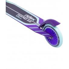 Самокат 2-колесный Rapid 2.0 125 мм, мятный/фиолетовый
