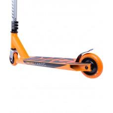 Самокат трюковый Carcass Orange 100 мм