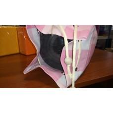 Сумка для коврика для йоги Iyogasports 71*18 см Розовая клетка
