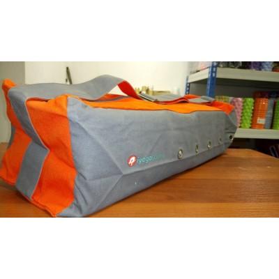Сумка для йоги Iyogasports оранжевый-серый