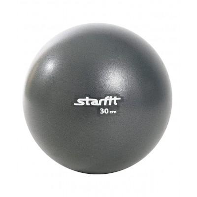 Мяч для пилатеса Starfit GB-901, 30 см, серый