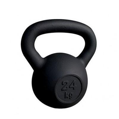 Гиря чугунная SportElite, 24 кг