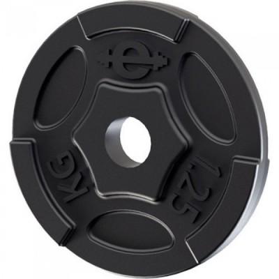Диск чугунный EURO-CLASSIC окрашенный d-26 1,25 кг