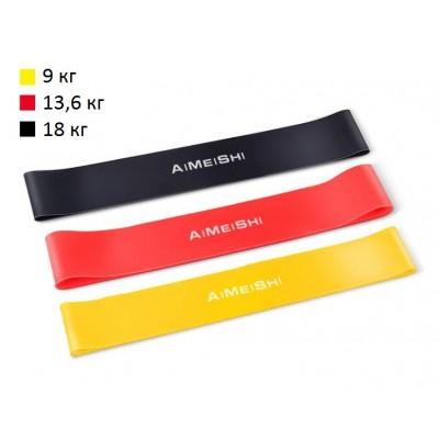 Резинки для фитнеса Aimeishi набор №2