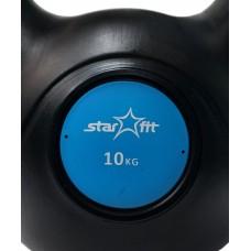 Гиря пластиковая STARFIT DB-501 10 кг