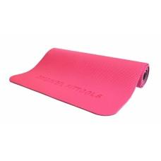 Коврик для йоги двуслойный 8 мм