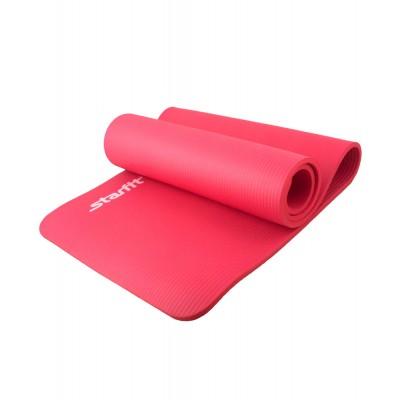 Коврик для йоги STARFIT FM-301 NBR 183x58x1,2 см, красный