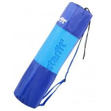 Сумка для ковриков спортивная STARFIT FA-301, 24,5x66 см, синяя