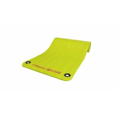 Коврик для йоги 12,5 мм NBR зеленый 1800x610x12,5 мм