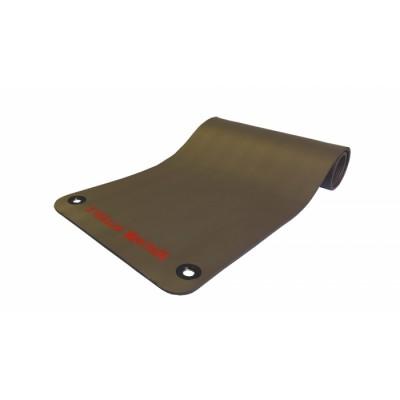Коврик для йоги 12,5 мм NBR серый 1800x610x12,5 мм