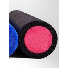 Ролик для пилатеса MICOGO KN1033 90х15 см черный/розовый