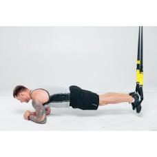 Набор петель для функционального тренинга профессиональный 250 кг (TRX)