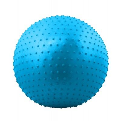 Мяч гимнастический массажный STARFIT GB-301 75 см, синий (антивзрыв)