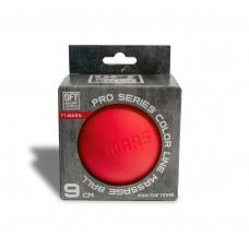 Мяч для МФР 9 см одинарный красный