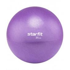 Мяч для пилатеса Starfit GB-902, 25 см, фиолетовый