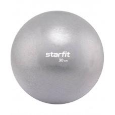 Мяч для пилатеса Starfit GB-902, 30 см, серый