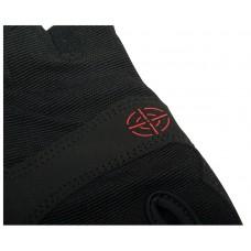 Перчатки для фитнеса мужские STARFIT SU-118, черный
